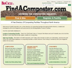 Biocycle - Find a Composter